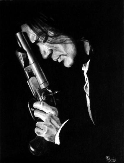 Antonio Banderas by poussin
